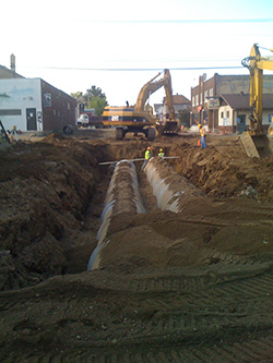 City of Ely Street and Utility Reconstruction